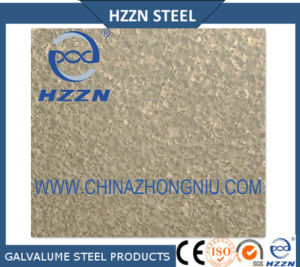 Aluminium-Zinc Alloy Coated Steel Coil-Galvalume pictures & photos