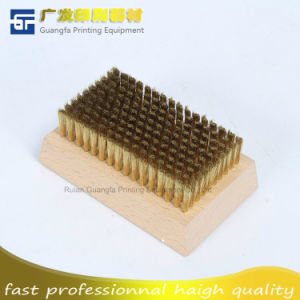 Copper Wire Brush for Anilox Roll