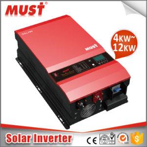 Hybrid Inverter MPPT PV Powered Inverter 12kw pictures & photos