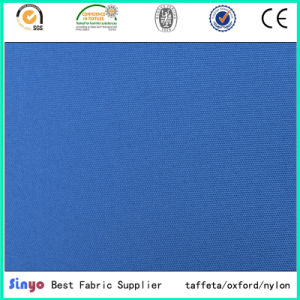 High Strengh PVC Coated Oxford 900*600d Polyester Fabric with Good Quality pictures & photos