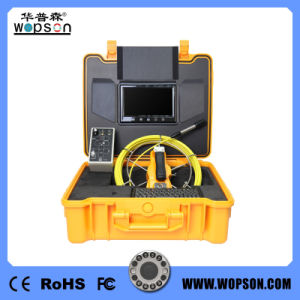 Drain Inspection 7inch Monitor Sewer Video Camera pictures & photos