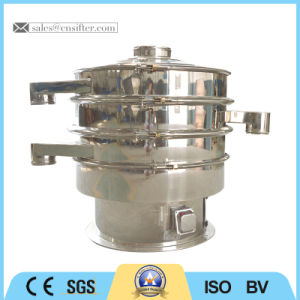 Round Vibratory Sifter and Vibro Sieves pictures & photos