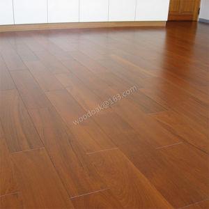 Wood Flooring Teak Hardwood Flooring Burma Teak Engineered Wood Flooring pictures & photos