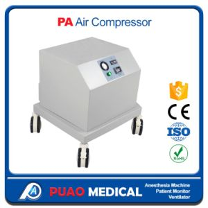 Ce Certificate Ventilator with Medical Air Compressor (PA-700B) pictures & photos
