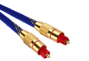 3m Digital Optical Fiber Audio Cable Od6.0mm Od60-G pictures & photos