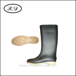 Work Rain Safety Farmer Boot for Man pictures & photos