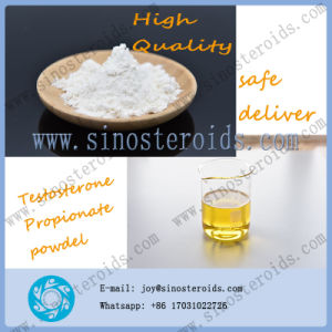 Raw Steroids Hormone Testosterone Propionate Powder Test Prop for Muscle Building pictures & photos