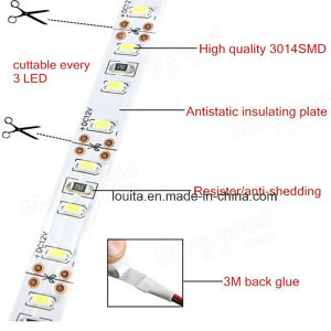 High Quality SMD3014 204LEDs Flexible LED Strip Lamp pictures & photos