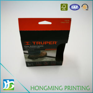Custom Slip Resistant Tape Paper Box Printing pictures & photos
