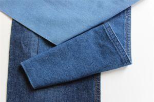 100% Cotton Indigo Denim pictures & photos