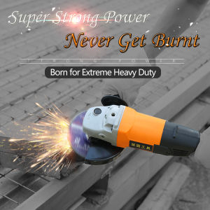 125/150mm Angle Grinder Portable Electric Power Tools (kd63) pictures & photos
