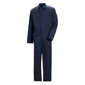 Poly Cotton Safety Coverall for Protective pictures & photos