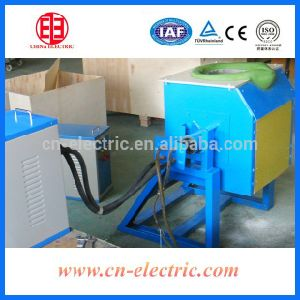 Light Weight Large Melting Capacity Small Inductiong Copper Smelting Furnace pictures & photos