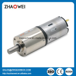 12V Speed Reducer DC Gear Motor for Car Readers pictures & photos