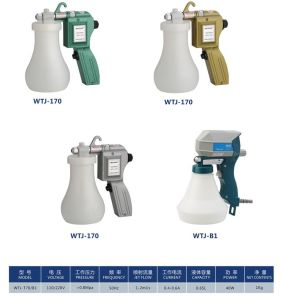 High Quality of Textile Cleaning Gun for Industrial Sewing (WTJ-170) pictures & photos