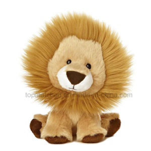 Stuffed Lion Toy Wholesale Soft Kids Doll Forest Wild Animals Plush Lion pictures & photos