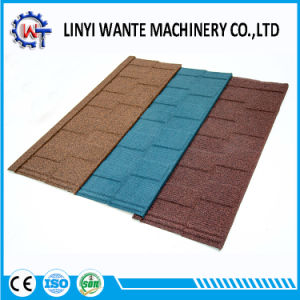 2017 Cheap Building Roofing Materials High Quality Stone Coated Steel Roof Tile pictures & photos