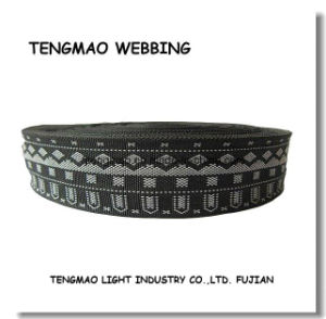 """1.25"""" Jacquard PP Webbing for Bags Decoration pictures & photos"""