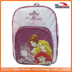 3D Cartoon Picture Child Beauty Cheap Book Bags pictures & photos