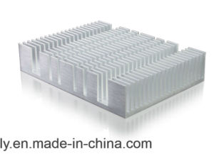 Anodizing Aluminum Extrution Profile Heat Sink pictures & photos