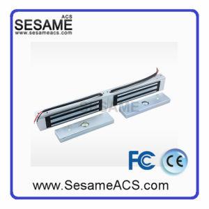 Double Door Magnetic Lock 360kg/800lb (SM-180D) pictures & photos
