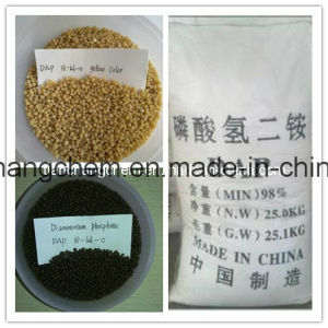 DAP Fertilizer 18-46-0 (Total P2O5: 46%) DAP pictures & photos