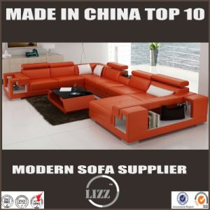 2017 Popular Style U Shape Leather Furniture pictures & photos