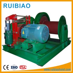 Wire Rope Electric Winch with Slow Speed pictures & photos