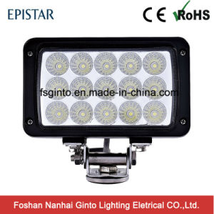 45W Work Light for Vehicle Car Truck Offroad 4WD Auto LED Work Lamp pictures & photos