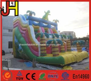 Dinosaur Inflatable Slide Dinosaur Bouncy Slide Dinosaur Slide Inflatable pictures & photos