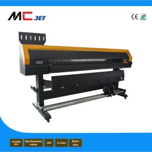 Eco Solvent Printer with Dx10 Printhead for Indoor and Outdoor pictures & photos