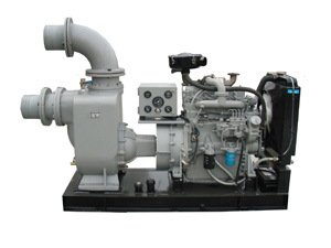 Zw Self Suction Sewage and Self-Priming Water Pump pictures & photos