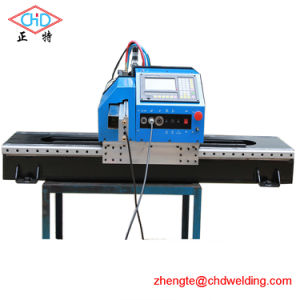 Portable CNC Sheet Metal Cutting Machine pictures & photos