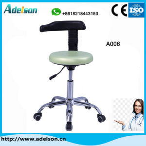 Cheap Price Dental Dentist Stool/Dentist Asistant Chair pictures & photos