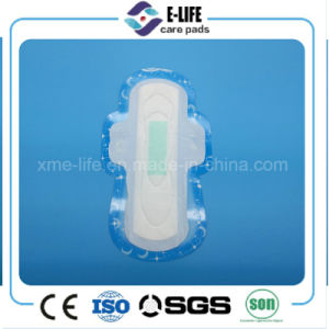 Good Quality High Absorption Sap Paper Sanitary Napkin pictures & photos