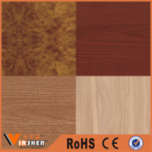 Decorative Wall Panel UV Fluorocarbon Coating Fiber Cement Board pictures & photos