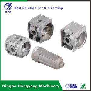 Die Casting Valve Connector pictures & photos