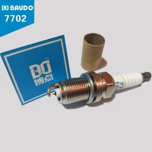 Car Engine Parts Baudo Bd-7702 Spark Plug Factory Price pictures & photos