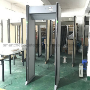 Smart Check Security Door Easy to Install Archway Metal Detector Door pictures & photos