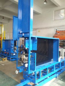 Fully Automatic Horizontal Pallet Strapping Machine pictures & photos