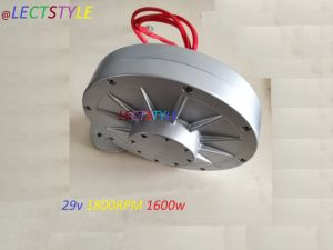 Dm242 Series Coreless Permanent Magnet Generator 29V1800rpm1000W Permanent Magnet Alternator pictures & photos