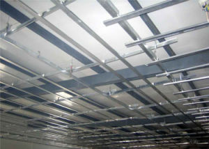 Suspended Hook Channel Ceiling System Metal Stud and Track for Drywall pictures & photos