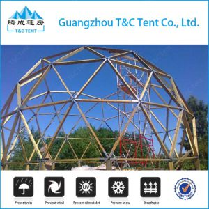 Fiberglass Prefab House Container EPS Dome House Tent for Sale pictures & photos