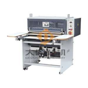 Ds-868-660 Double Layer Sliding Table Ironing & Fusing Machine for Leather pictures & photos