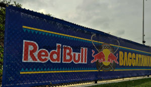 Fabric Design Outdoor Fence Wrap Flex Mesh Banner One Way Vision Advertising Printing Windproof pictures & photos