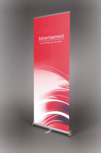Manufacturer Roll up Display Banner for Advertising pictures & photos