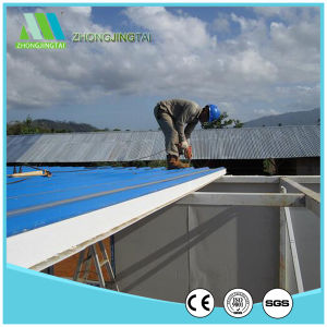 Color Steel Insulated EPS Sandwich Panel for Wall and Roof pictures & photos