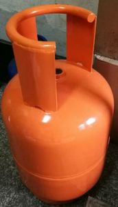 Steel LPG Gas & Tank Cylinder-13kg pictures & photos