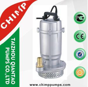 220V/60Hz 1.0HP Home Use Clean Water Electric Powered Submersible Pump (QDX1.5-32-0.75) pictures & photos