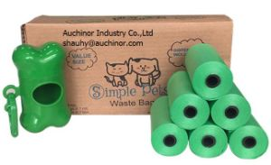 Eco-Friendly Biodegradable Plastic Pet Waste Bags Dog Waste Bags Doggy Bags pictures & photos